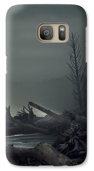 Storm Aftermath Galaxy S7 Case