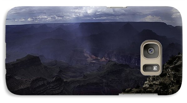 Galaxy Case featuring the photograph Storm by James Bethanis