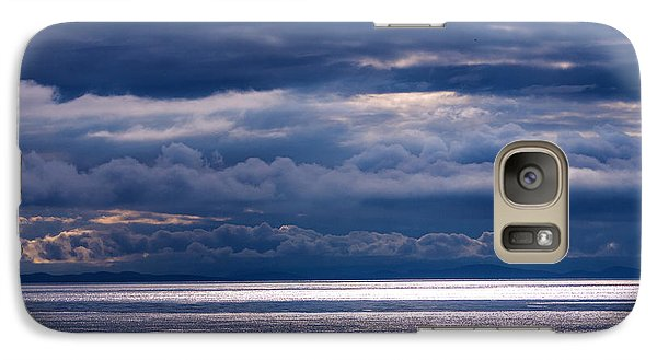 Galaxy Case featuring the photograph Storm Supremacy by Jordan Blackstone