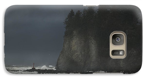 Storm At Lapush Washington State Galaxy S7 Case