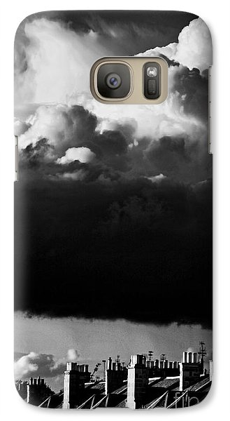 Galaxy Case featuring the photograph Stormclouds Approaching by Craig B