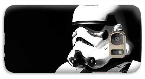 Galaxy Case featuring the photograph Stormtrooper by Chris Thomas
