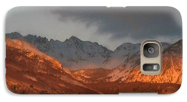 Galaxy Case featuring the photograph Stormy Monday by Fiona Kennard