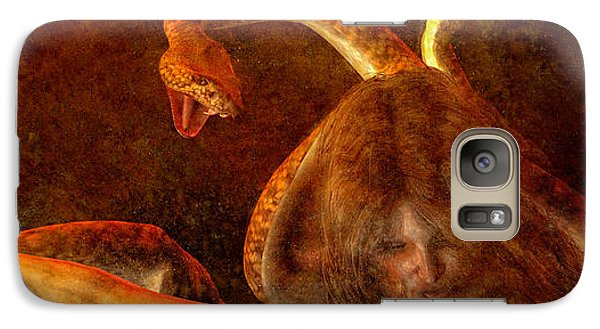 Gorgon Galaxy S7 Case - Story Of Eve by Bob Orsillo