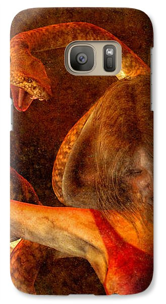 Story Of Eve Galaxy S7 Case by Bob Orsillo