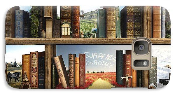 Storyworld Galaxy S7 Case by Cynthia Decker