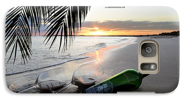 Lost In Paradise Galaxy S7 Case