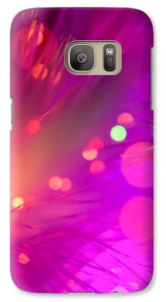 Galaxy Case featuring the photograph Strange Condition by Dazzle Zazz