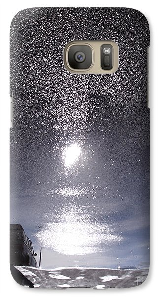 Galaxy Case featuring the photograph Strange Universe by Lyric Lucas