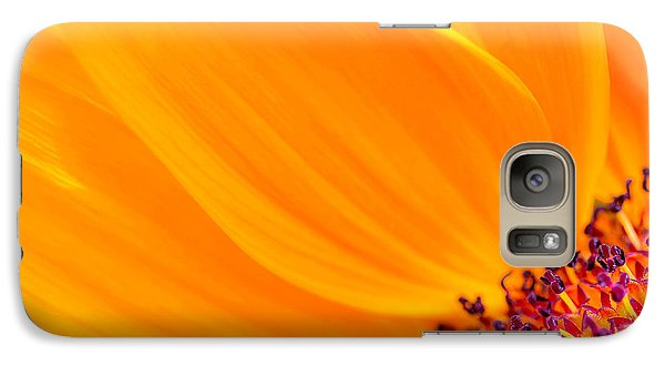Galaxy Case featuring the photograph Stretching Out by Jim Carrell