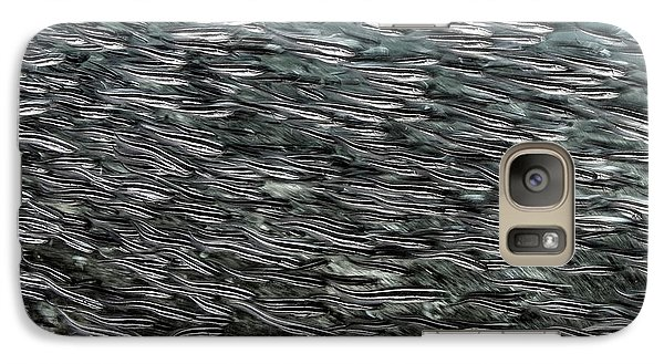 Striped Catfish Galaxy S7 Case by Ethan Daniels