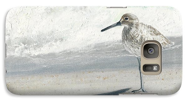 Study Of A Sandpiper Galaxy S7 Case