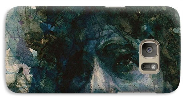 Subterranean Homesick Blues  Galaxy Case by Paul Lovering