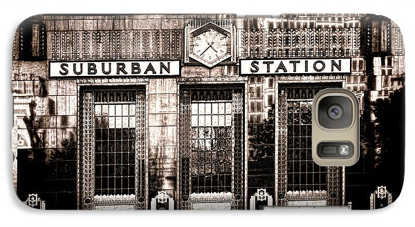 Suburban Station Galaxy S7 Case by Olivier Le Queinec