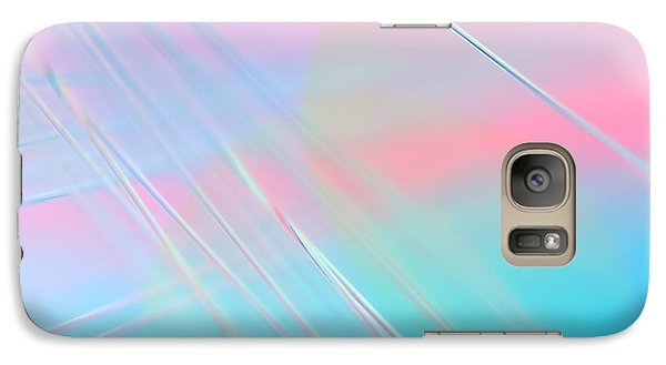 Galaxy Case featuring the photograph Summer Breeze by Dazzle Zazz