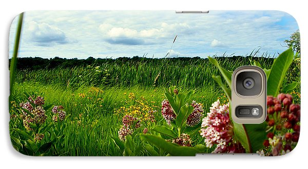 Galaxy Case featuring the photograph Summer Breeze by Zafer Gurel
