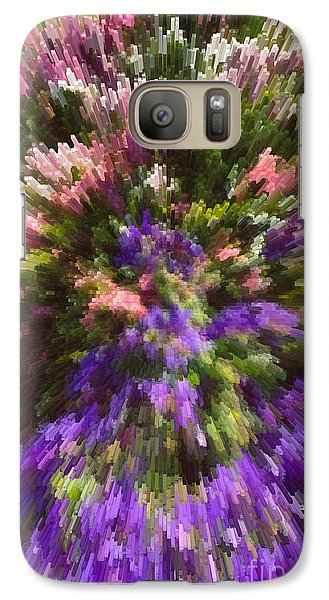 Galaxy Case featuring the photograph Summer Carpet by Liz  Alderdice