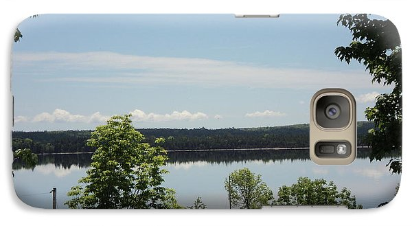 Galaxy Case featuring the photograph Summer Day In Cape Breton by Jesslyn Fraser