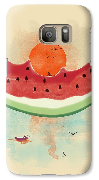 Summer Delight Galaxy S7 Case by Neelanjana  Bandyopadhyay