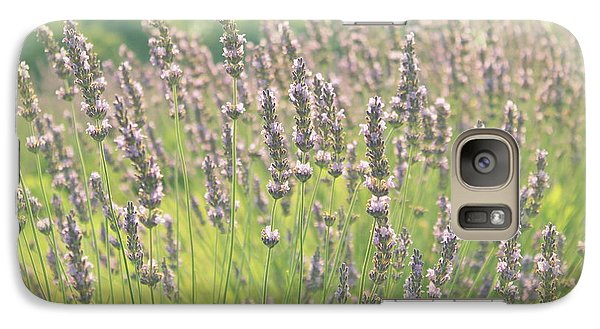 Galaxy Case featuring the photograph Summer Dreams by Lynn Sprowl