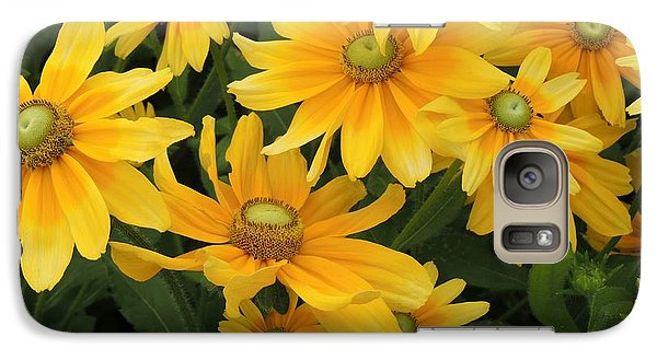 Galaxy Case featuring the photograph Summer Gold by Teresa Schomig