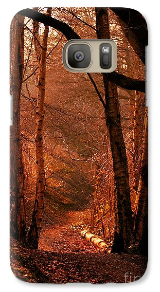 Galaxy Case featuring the photograph Summer In Sots Hole by Baggieoldboy
