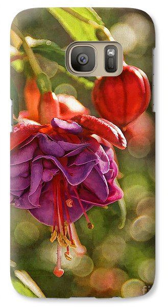Summer Jewels Galaxy S7 Case by Peggy Hughes