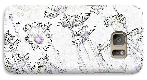 Galaxy Case featuring the photograph Summer Joy by Rhonda McDougall