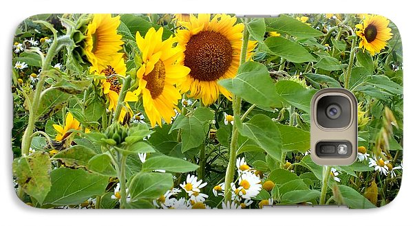 Galaxy Case featuring the photograph Summer Mix by Gene Cyr