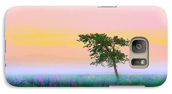 Galaxy Case featuring the photograph Summer Mood by Kadek Susanto