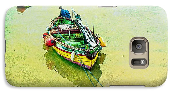 Galaxy Case featuring the photograph Summer Morning by Brian Tarr