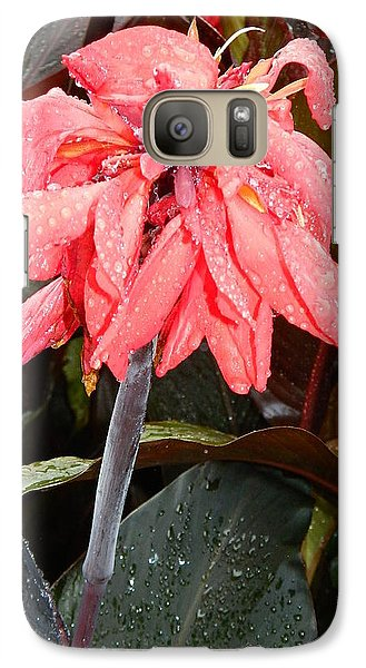 Galaxy Case featuring the photograph Summer Rain In Maryland by Emmy Marie Vickers