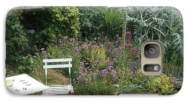 Galaxy Case featuring the photograph Summer Retreat by Richard Reeve