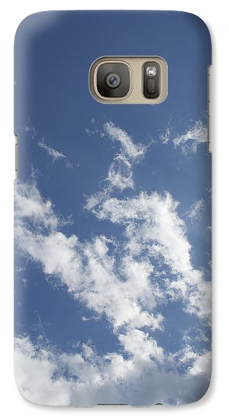 Galaxy Case featuring the photograph Summer Sky by Dorothy Maier