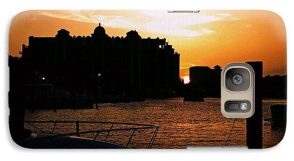 Galaxy Case featuring the photograph Summer Solitude by Gary Wonning