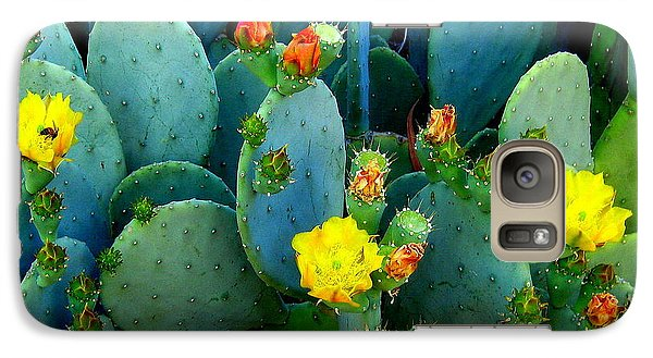 Galaxy Case featuring the photograph Summer Solstice  by Kathy Bassett