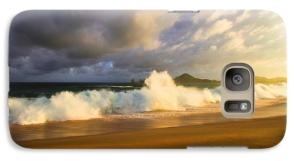 Galaxy Case featuring the photograph Summer Storm by Eti Reid