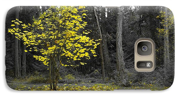 Galaxy Case featuring the photograph Summer's End by Marilyn Wilson