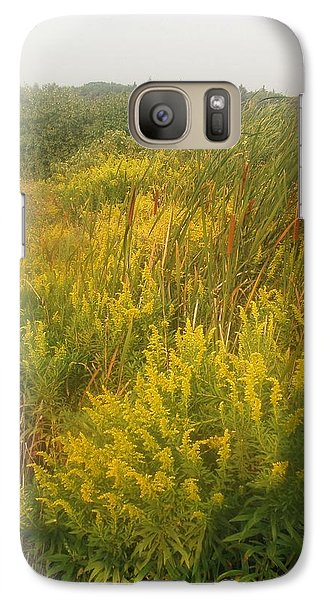 Galaxy Case featuring the photograph Summer's Finale by Teresa Schomig