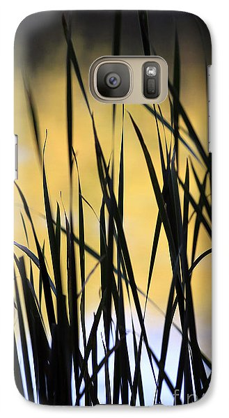 Galaxy Case featuring the photograph Summer's Goodbye by Kate Purdy