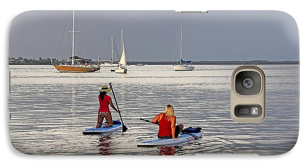 Galaxy Case featuring the photograph Summertime Fun by HH Photography of Florida