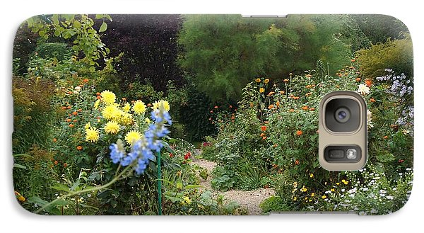 Galaxy Case featuring the photograph Summertime by Kristine Bogdanovich