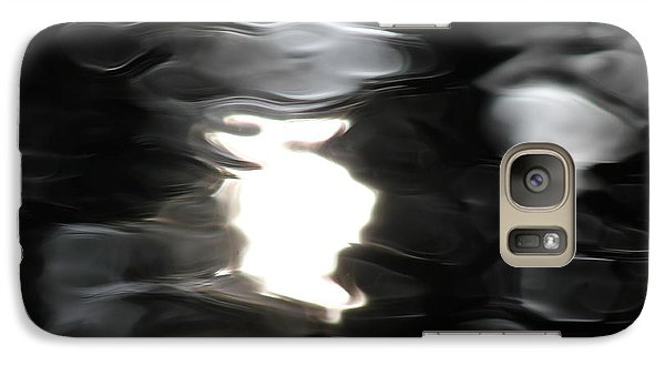 Galaxy Case featuring the photograph Sun And Water  by Penny Meyers