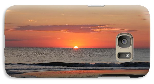 Galaxy Case featuring the photograph Sun Colors by Robert Banach