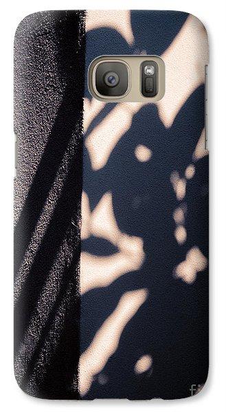 Sun Dappled Wall Galaxy S7 Case by Silvia Ganora
