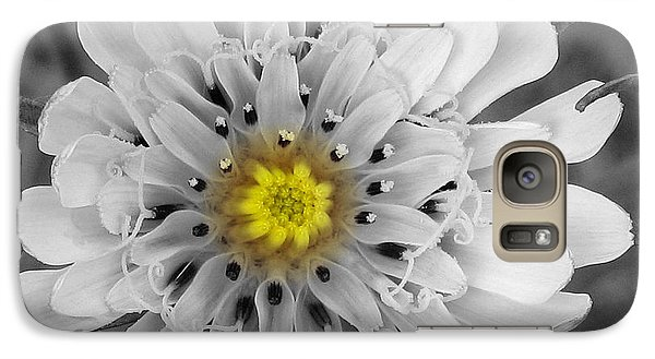 Galaxy Case featuring the photograph Sun Drop by Janice Westerberg