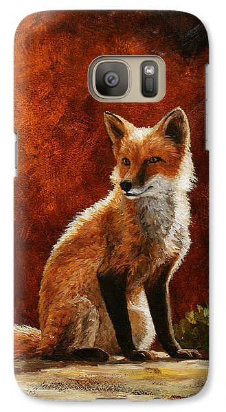 Sun Fox Galaxy S7 Case