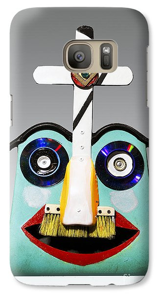 Sunday Mask Galaxy S7 Case