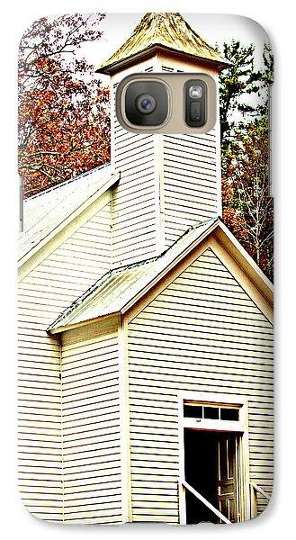 Galaxy Case featuring the photograph Sunday School by Faith Williams