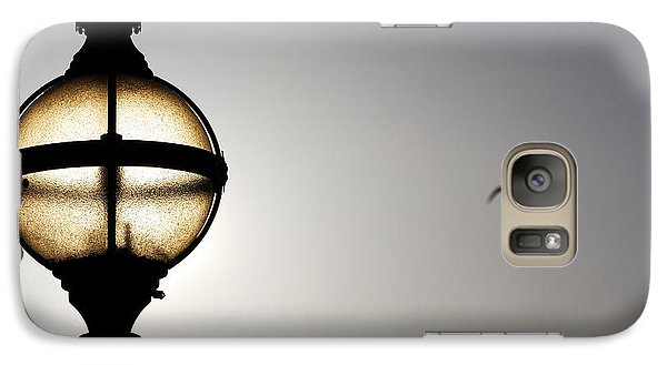 Galaxy Case featuring the photograph Sunlight by Wendy Wilton